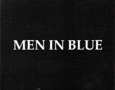 """Men in Blue"""