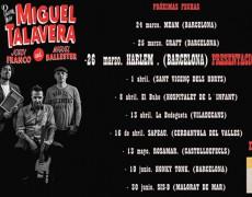 Os anunciamos que esta semana es especial para Miguel Talavera
