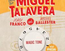 """MAGIC TONE"" Nuevo disco ya a la venta!!!"