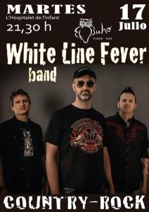 White Line Fever Band