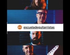 ESCUELA DE GUITARRISTAS