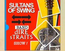 Show monográfico sobre Dire Straits: Miguel Talavera con The Sultans of Swing Band