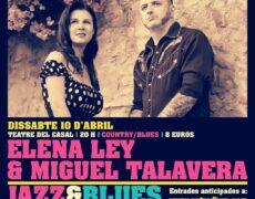 ELENA LEY & MIGUEL TALAVERA – CONCIERTO