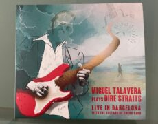 Miguel Talavera Plays Dire Straits With The Sultans Of Swing Band